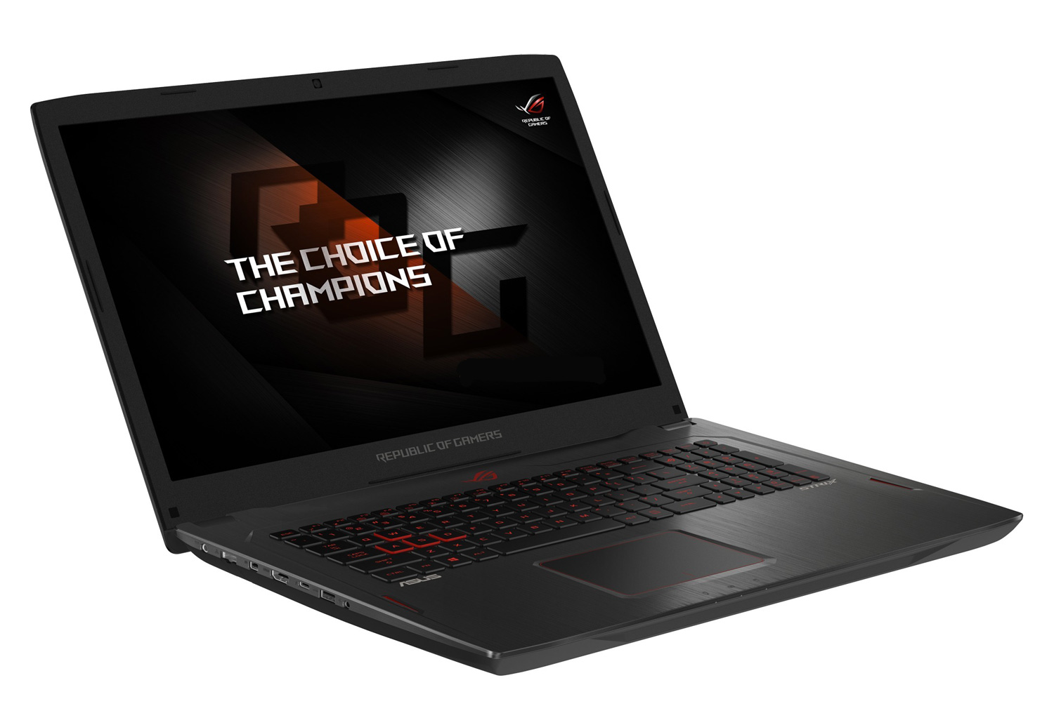 asus rog strix gl702zc gc201t achetez au meilleur prix. Black Bedroom Furniture Sets. Home Design Ideas