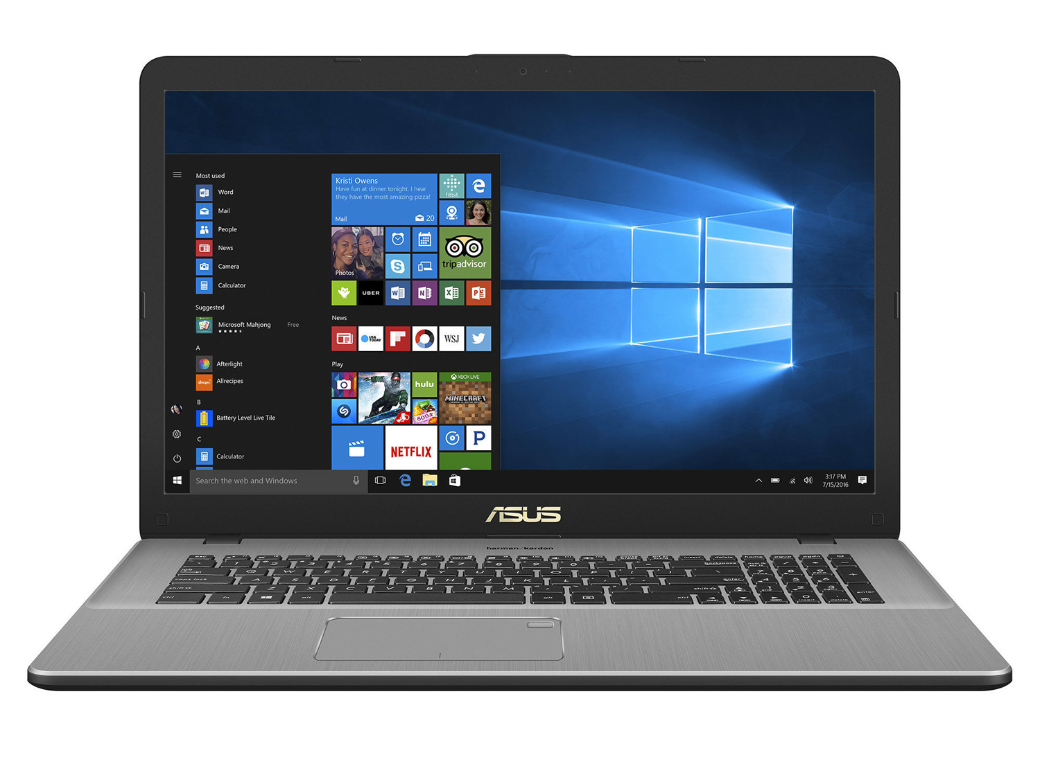 asus vivobook x705uv bx111t achetez au meilleur prix. Black Bedroom Furniture Sets. Home Design Ideas