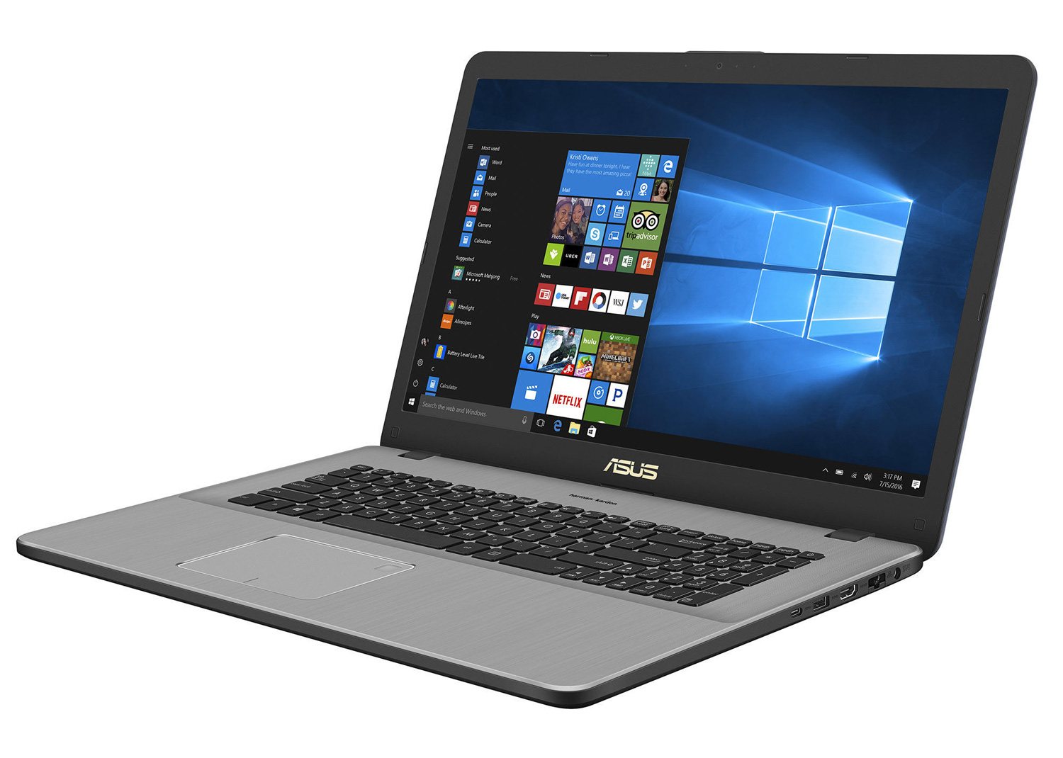 asus vivobook pro 17 n705ud gc105t achetez au meilleur prix. Black Bedroom Furniture Sets. Home Design Ideas