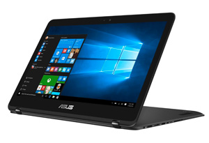 Asus ZenBook Flip - UX360UAK-DQ456T