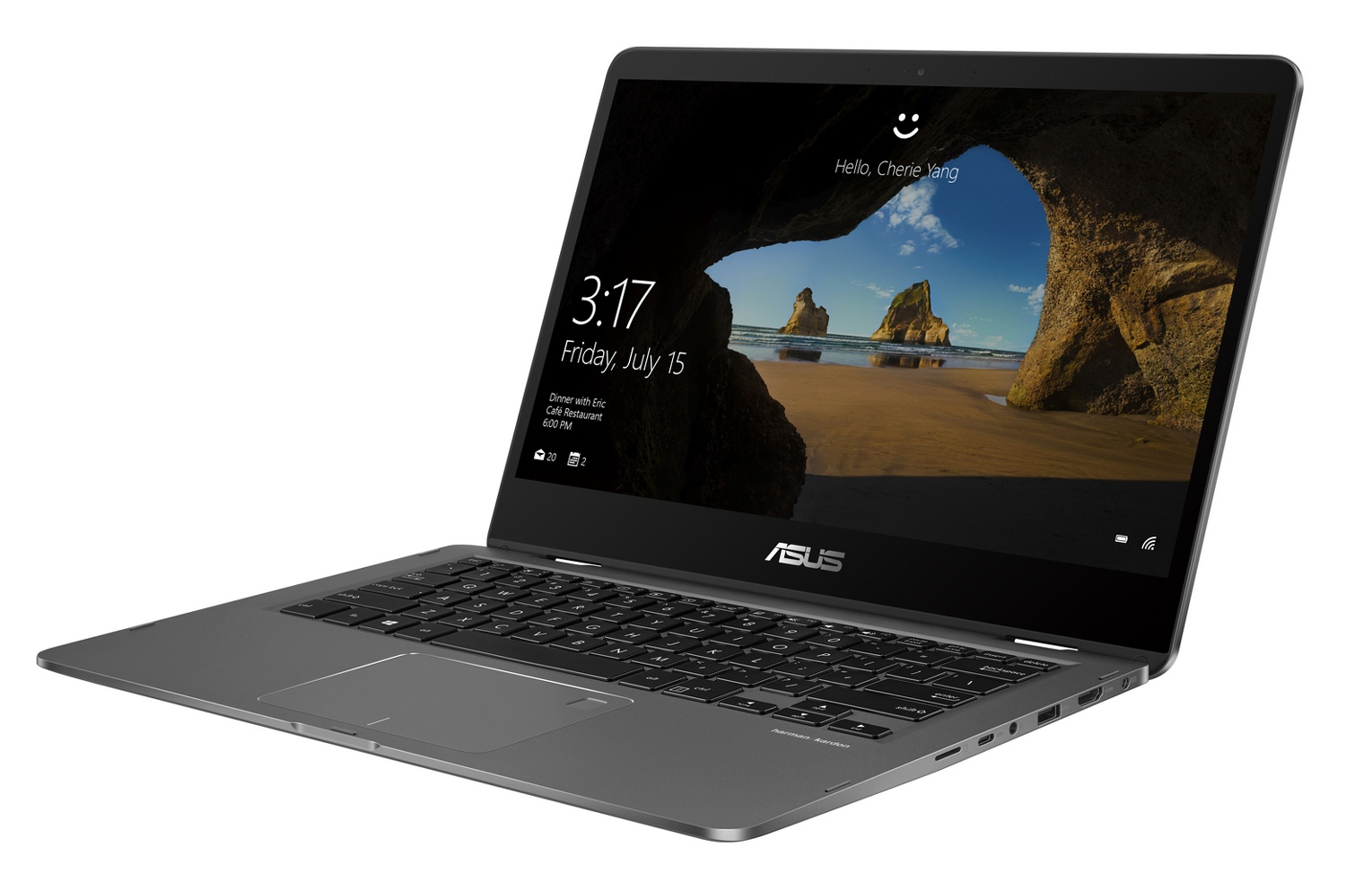 asus zenbook flip ux461ua e1023t achetez au meilleur prix. Black Bedroom Furniture Sets. Home Design Ideas
