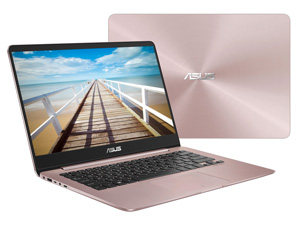 Asus ZenBook Plus UX430-5R8256 (rose or)