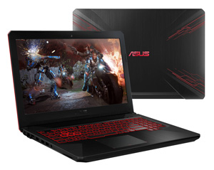 Asus TUF Gaming FX504GD-E4667T