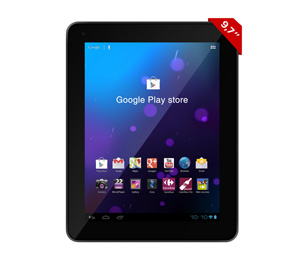 Carrefour Touch Tablet Duo CT1010 - 8 Go