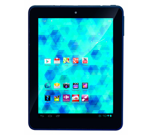 Carrefour Touch Tablet CT810 - 8 Go