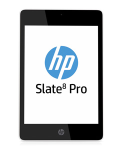 HP Slate 8 Pro 7600ef - 16 Go
