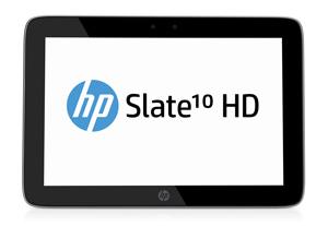 HP Slate 10 HD 3500ef - 16 Go
