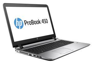 HP ProBook 450 G3 - W4P21EA