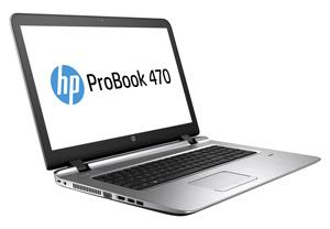 HP ProBook 470 G3 - W4P88EA