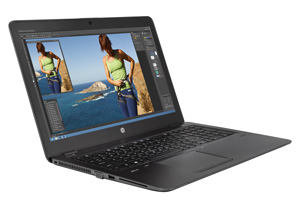 HP ZBook 15u G4 - Y6K02ET