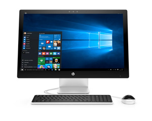 HP Pavilion All-in-One 27-n106nf