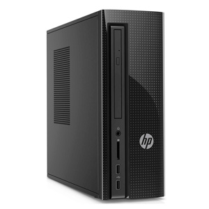 HP Slimline 260-p152nf