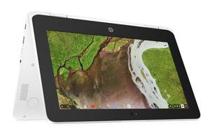 HP Chromebook x360 11-ae105nf