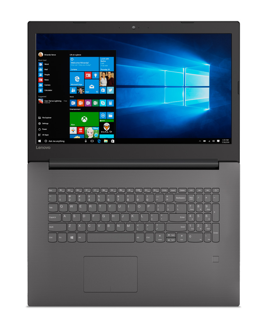 lenovo ideapad 320 17ast 80xw000xfr achetez au meilleur prix. Black Bedroom Furniture Sets. Home Design Ideas