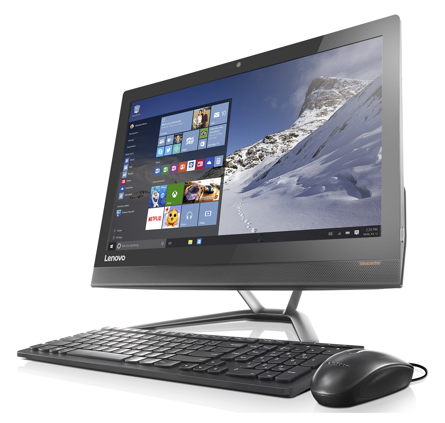 Lenovo IdeaCentre AIO 300-23ISU (F0BY00R8FR)