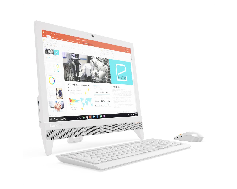 Lenovo ideacentre aio 310 20iap f0cl003wfr achetez au - Meilleur ordinateur de bureau tout en un ...