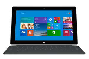 Microsoft Surface 2 - 64 Go + LTE