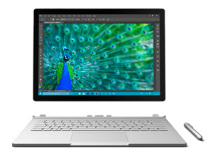 Microsoft Surface Book - Core i7 + 256 Go