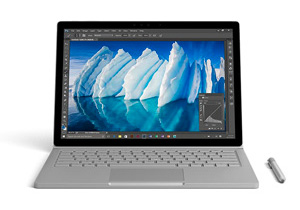 Microsoft Surface Book 2017 - Core i7 + 512 Go
