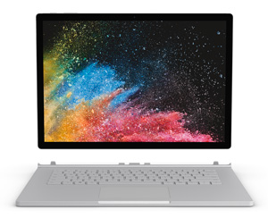 "Microsoft Surface Book 2 15"" - Core i7 + 256 Go"