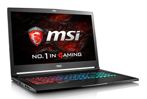 MSI GS73 7RE-007XFR