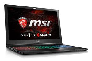 MSI GS63 7RE-015XFR