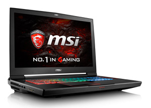 MSI GT73EVR 7RD-829XFR