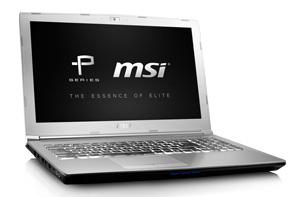 MSI PL60 7RD-028FR
