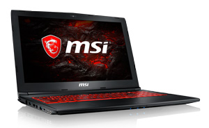MSI GL62M 7RDX-2065FR