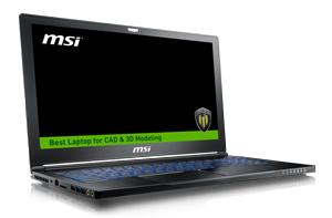 MSI WS63VR 7RL-053FR