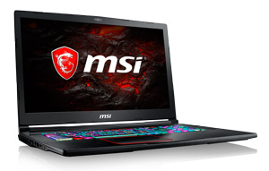 MSI GE73VR 7RE-280FR Raider