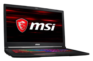 MSI GE73 Raider RGB 8RE-031FR
