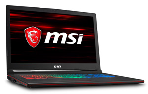 MSI GP73 Leopard 8RE-033FR