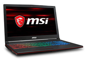 MSI GP63 Leopard 8RE-096XFR