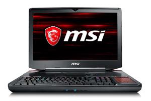 MSI GT83 8RF-021FR Titan