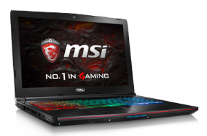 MSI GE62 7RE-026XFR
