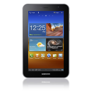 Samsung Galaxy Tab 7.0 Plus - 16 Go + 3G