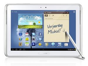 Samsung Galaxy Note 10.1 - 16 Go + 3G