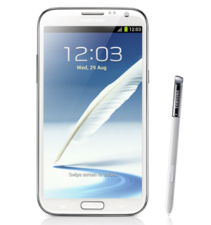 Samsung Galaxy Note 2 - 16 Go