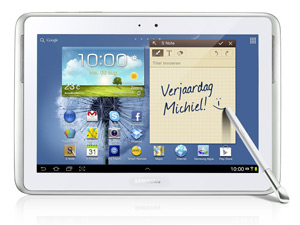 Samsung Galaxy Note 10.1 - 16 Go + 4G