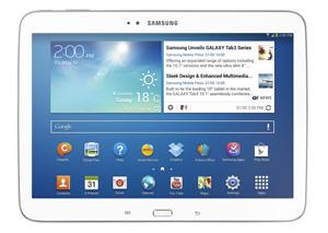 Samsung Galaxy Tab 3 10.1 - 16 Go  + 4G