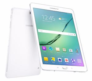"""Samsung Galaxy Tab S2 9.7"""" 32 Go + 4G - Blanche"""