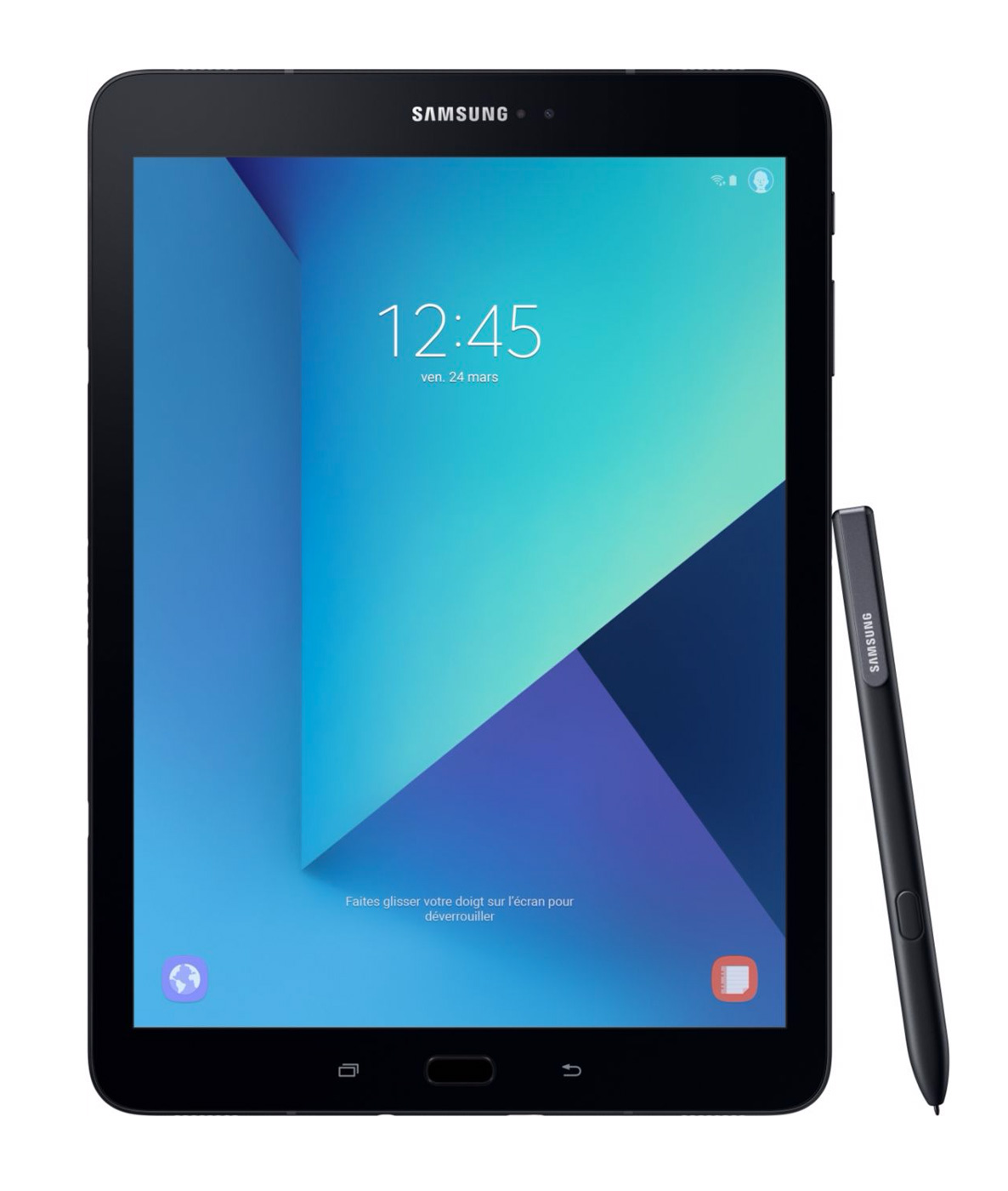 samsung galaxy tab s3 9 7 32 go 4g noire achetez au meilleur prix. Black Bedroom Furniture Sets. Home Design Ideas