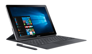 "Samsung Galaxy Book 12"" - 256 Go"