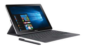 "Samsung Galaxy Book 10.6"" - 64 Go"