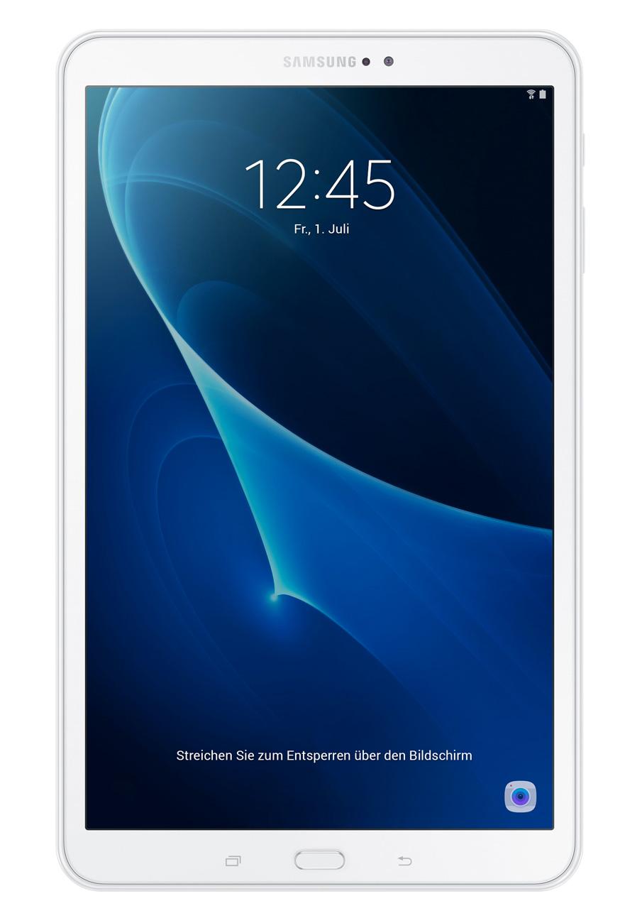 Samsung Galaxy Tab A6 101 32 Go Blanc Achetez Au Meilleur Prix