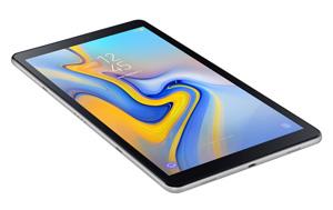 """Samsung Galaxy Tab A (2018) 10.5"""" - 32 Go Grise"""