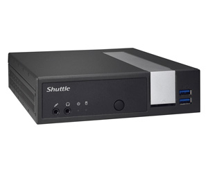 Shuttle XPC slim DX3000EP